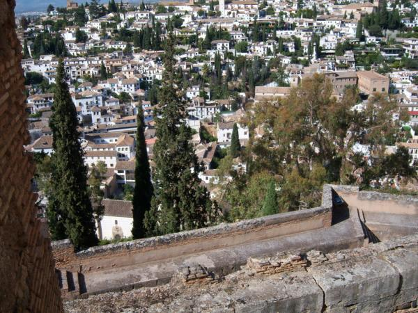 The Alhambra: 100_4260
