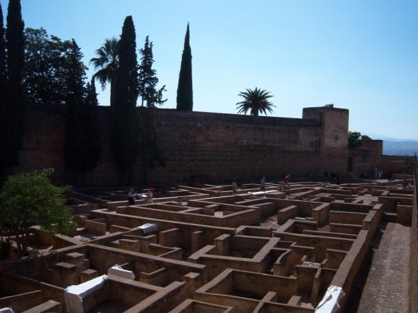 The Alhambra: 100_4262