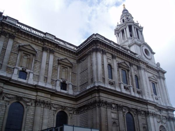 St Paul's Cathedral: PA190130