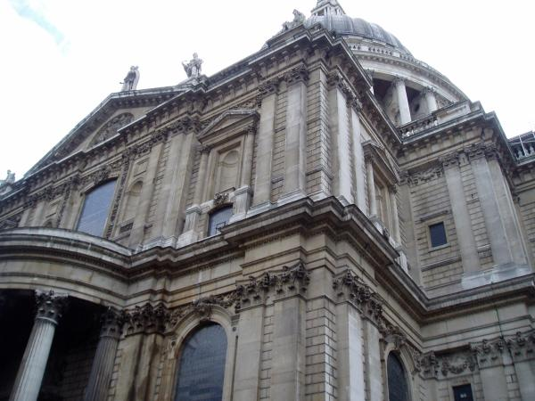 St Paul's Cathedral: PA190132