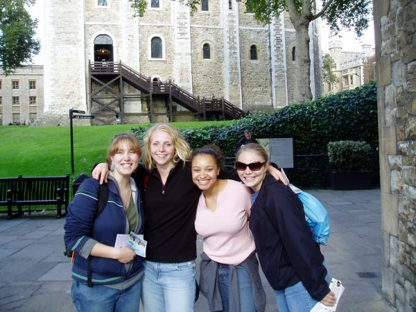 The Tower of London: PA110001