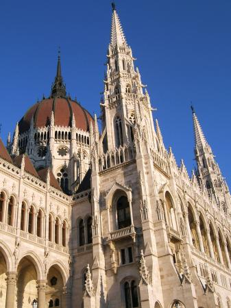 Bosnia, Budapest, Prague and Pelion: Parliament