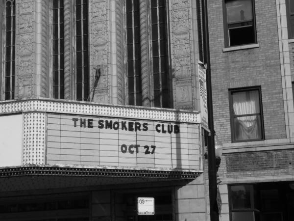 October Twenty Eighth, Part I (Logan Square, Congress Theater): October Twenty Eighth 022