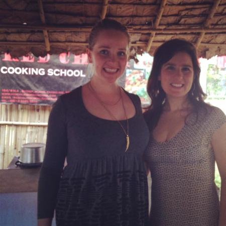 Frisson: cooking class in Chiang Mai