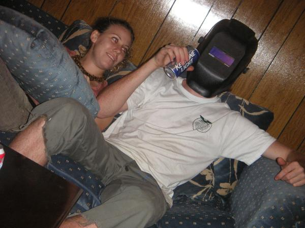 wild boars and mexican food: ATX: PICT0061