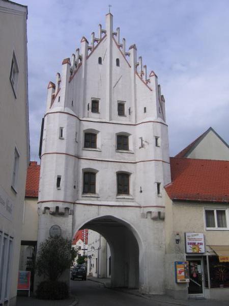 Vohburg gate