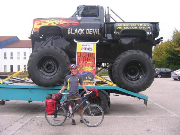 Neustadt Monster Truck!