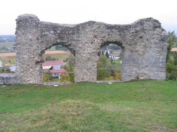 Winzer Castle Ruins