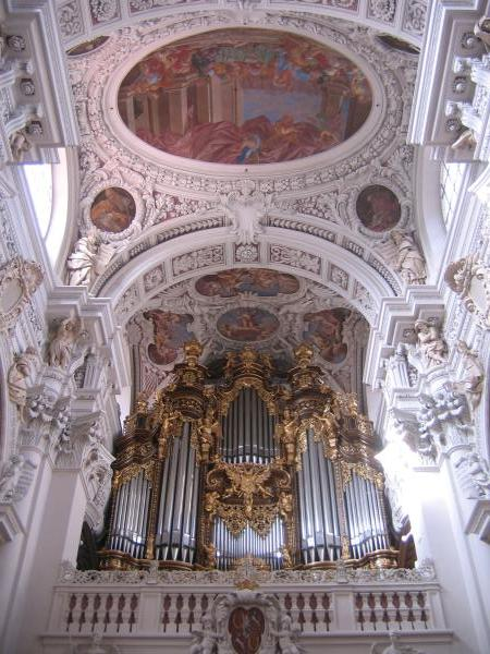 St. Stephen Cathedral Organ