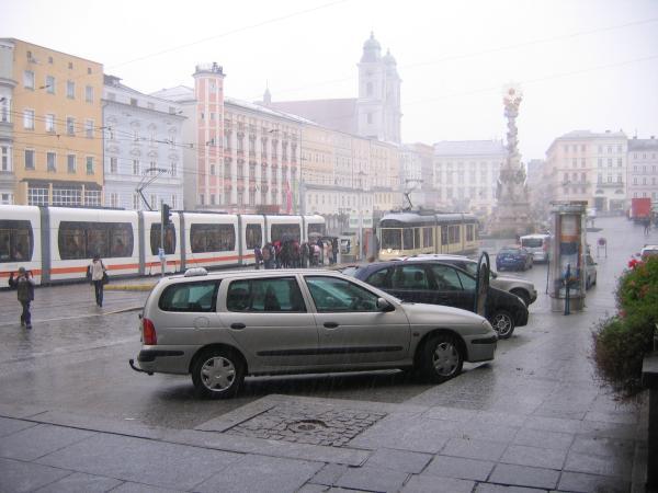 Hail in Linz!