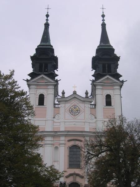 Postlingberg Pilgrimage Church