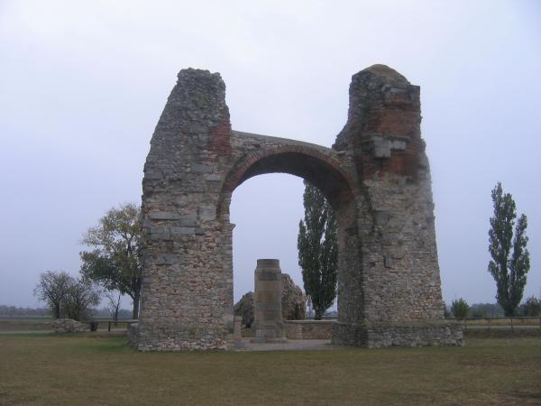 Heidentor at Carnuntum
