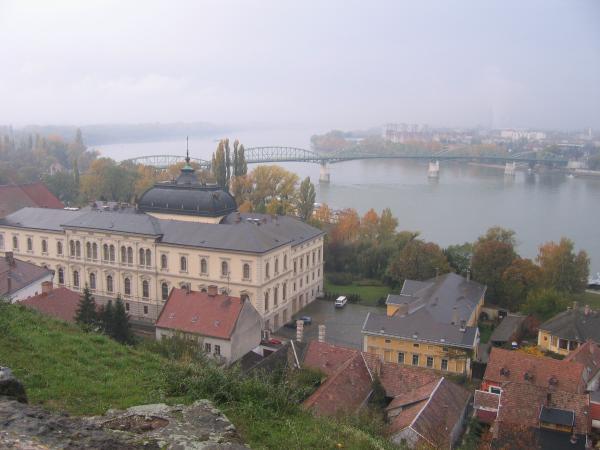 View from Esztergom Basilica