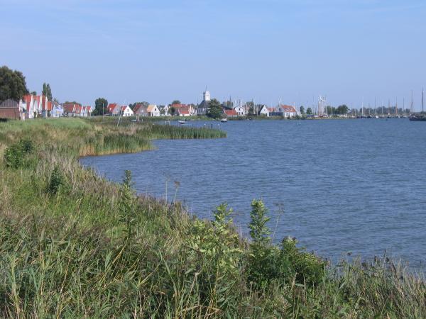 Cute Dutch town