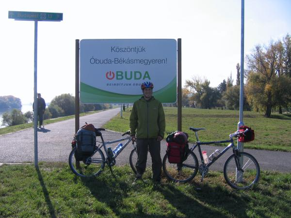 We made it to Buda!