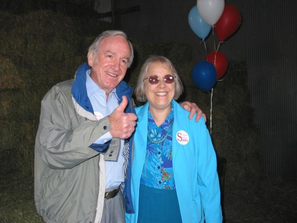 Mom's Fundraiser with Tom Harkin: IMG_2130